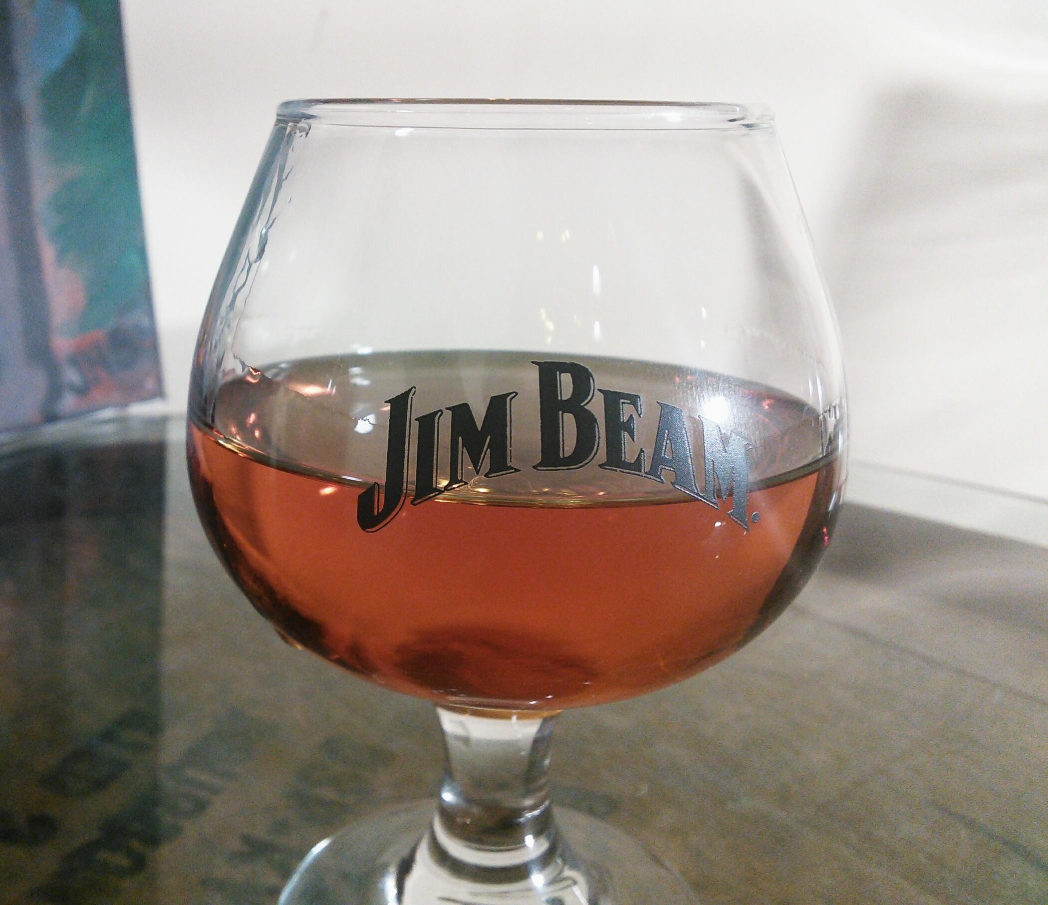Bourbon Review Jim Beam Signature Craft Harvest