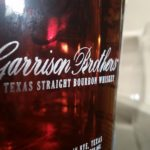 Garrison Brothers Bourbon