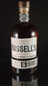 Wild Turkey Russells Reserve Rye 6 2