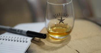 Barrel Selection at Starlight Distillery
