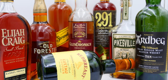 Twenty Whiskies for the Shelf – Part 1