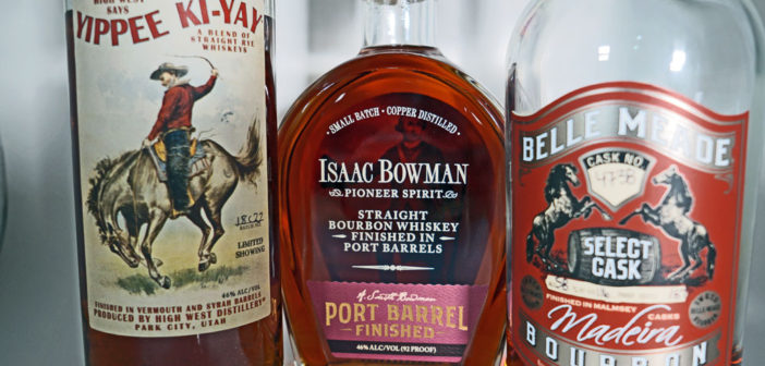 Barrel-Finished Whiskeys Worth Checking Out