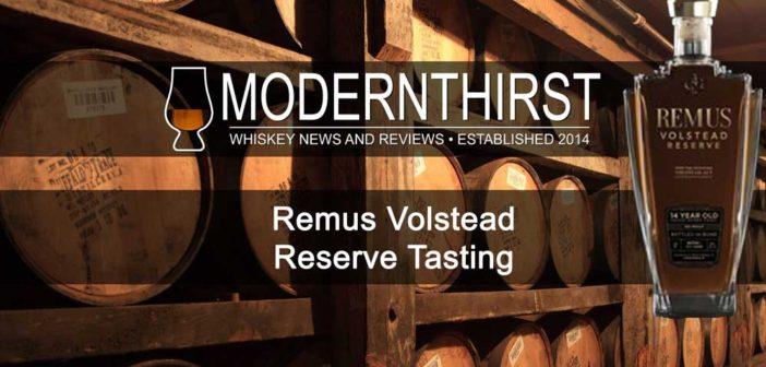Video: Remus Volstead Reserve Tasting   ModernThirst