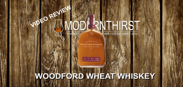 Video: Woodford Reserve Straight Wheat Whiskey