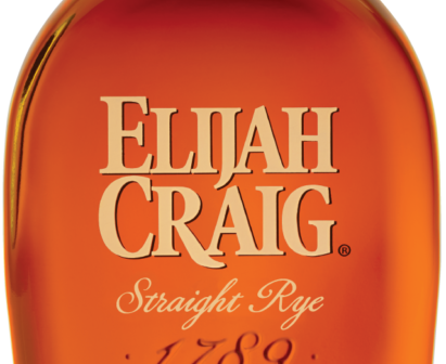 Elijah Craig Launches Kentucky Straight Rye Whiskey in Limited Markets