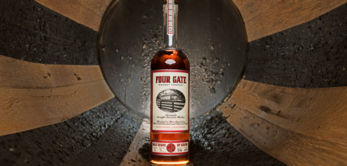 Four Gate Whiskey Company announces KY Straight Bourbon finished in a new kind of cask from Kelvin Cooperage