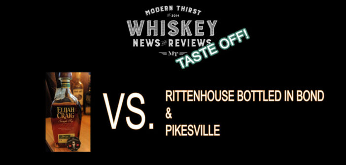 VIDEO: Elijah Craig Rye Whiskey vs. Rittenhouse vs. Pikesville