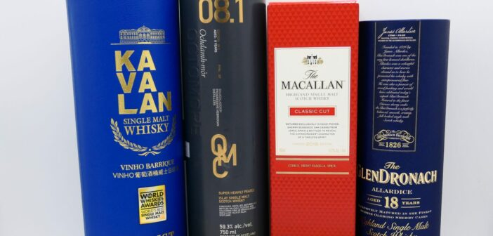 Top Tasted Whiskies in 2019 – #10 to #6