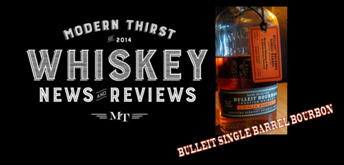 Video: Bulleit Bourbon Single Barrel