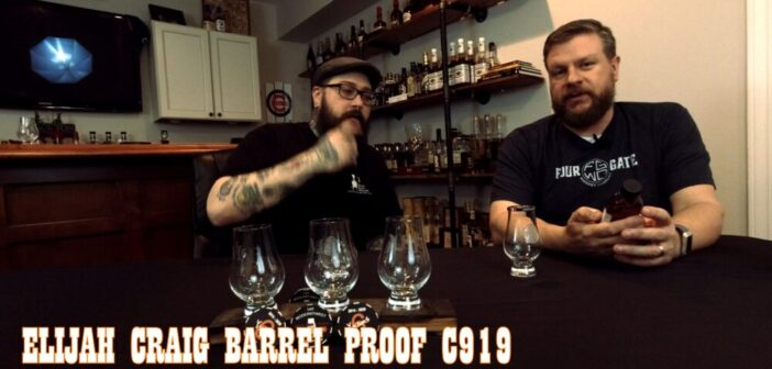 VIDEO: Elijah Craig Barrel Proof C919 Review