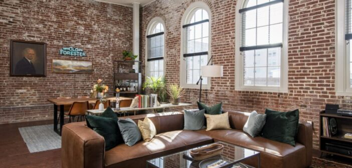 Old Forester's Whiskey Row Retreat, a one of a kind bourbon experience