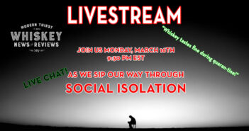 VIDEO LiveStream- Sippin' Through Social Isolation #1