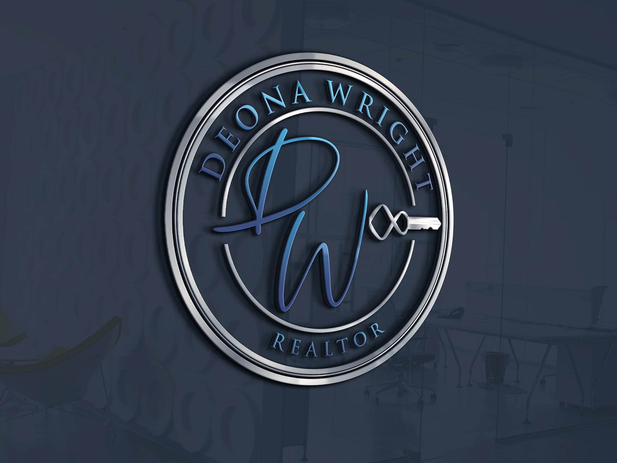 3D mockup logo 2