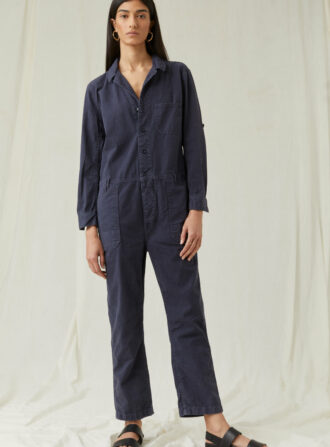 closed workwear jumpsuit