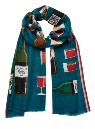 inouitoosh wine scarf