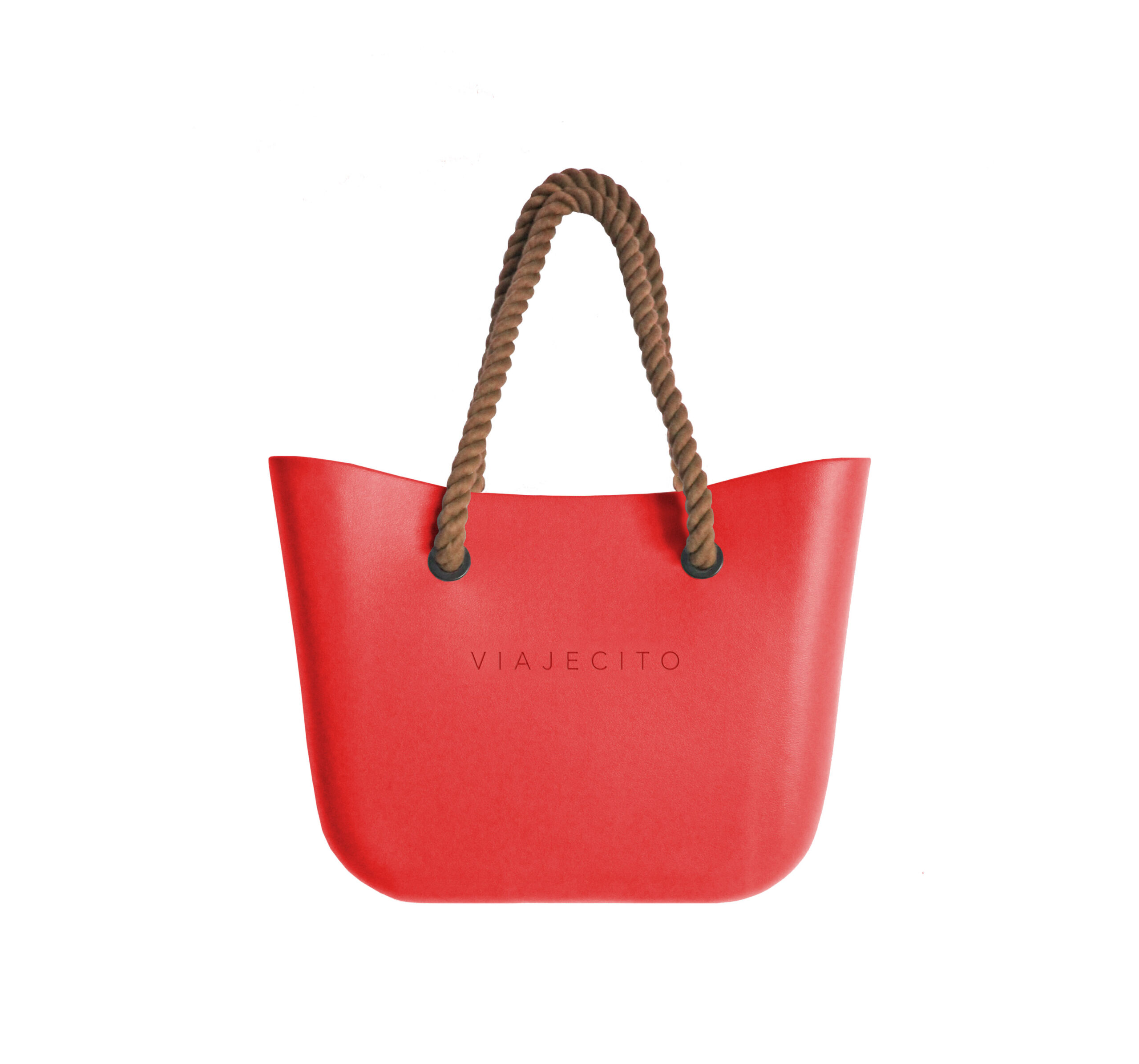 Viajecito red bag