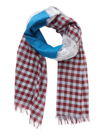 inouitoosh patti-scarf-red