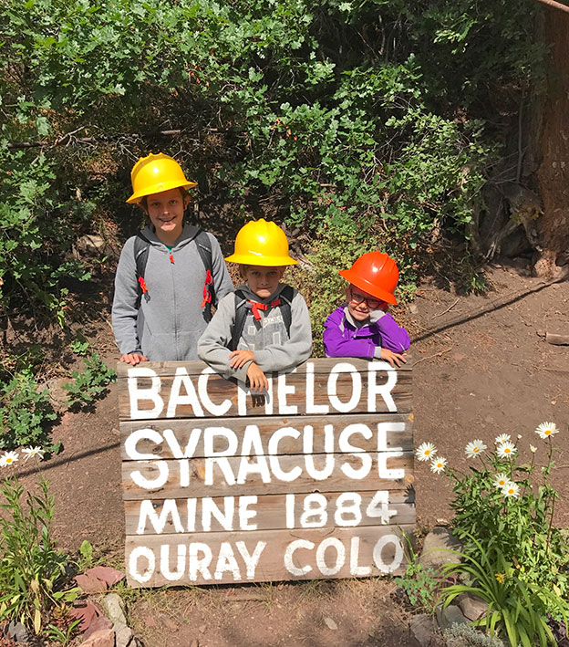 Bachelor-Syracuse Mine, Ouray, CO
