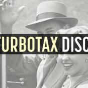 turbotax discount aarp