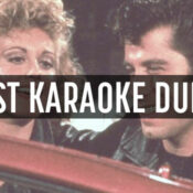 best karaoke duet songs