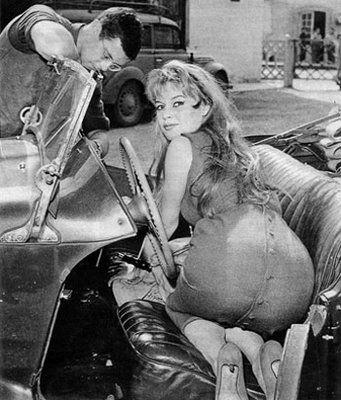 brigitte bardot car butt