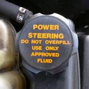 check power steering fluid