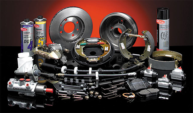 delphi brand auto parts coupon