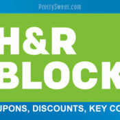 hr block coupons key codes