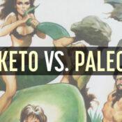 keto vs paleo