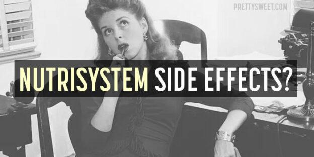 nutrisystem side effects