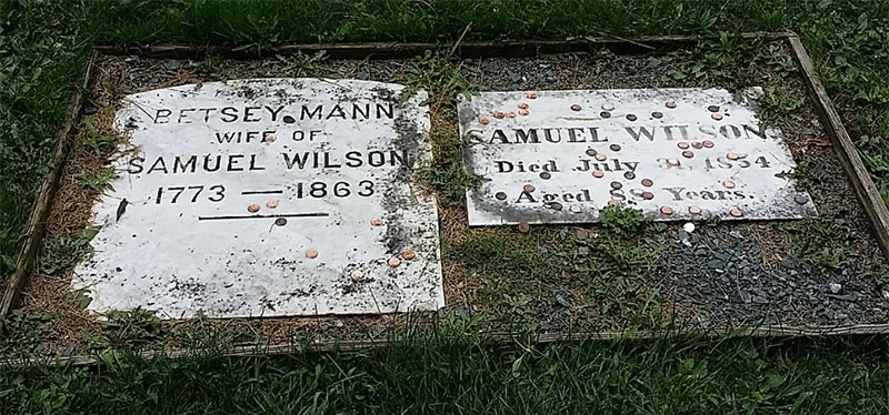 uncle sam grave in troy ny