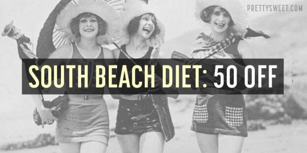 south beach diet 50 off
