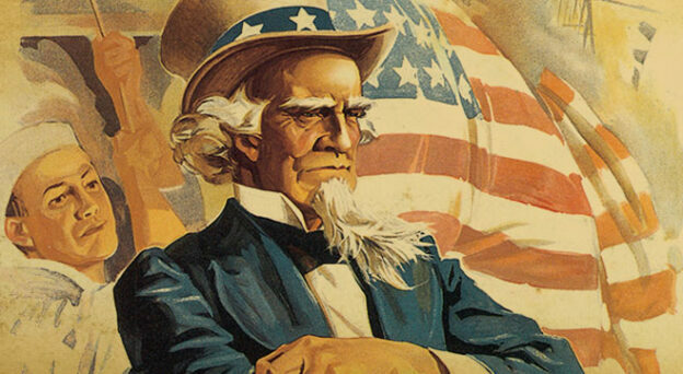 uncle sam poster history