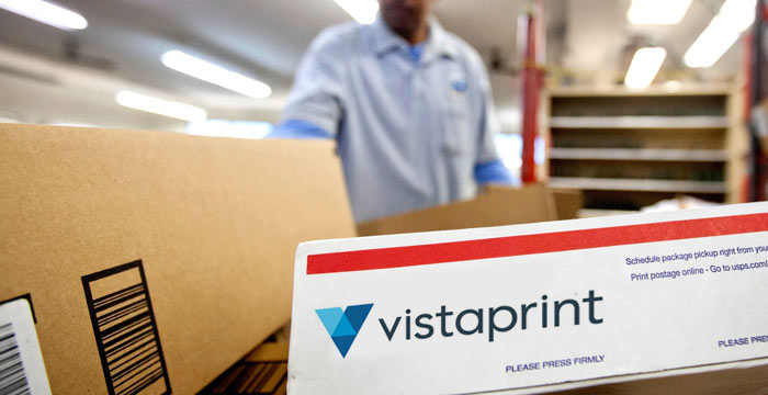 vistaprint shipping