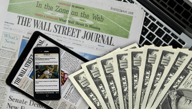 wsj cost and coupons