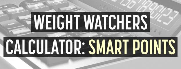 weight watchers calculator smart points