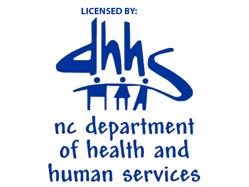 Licensed by NC DHHS