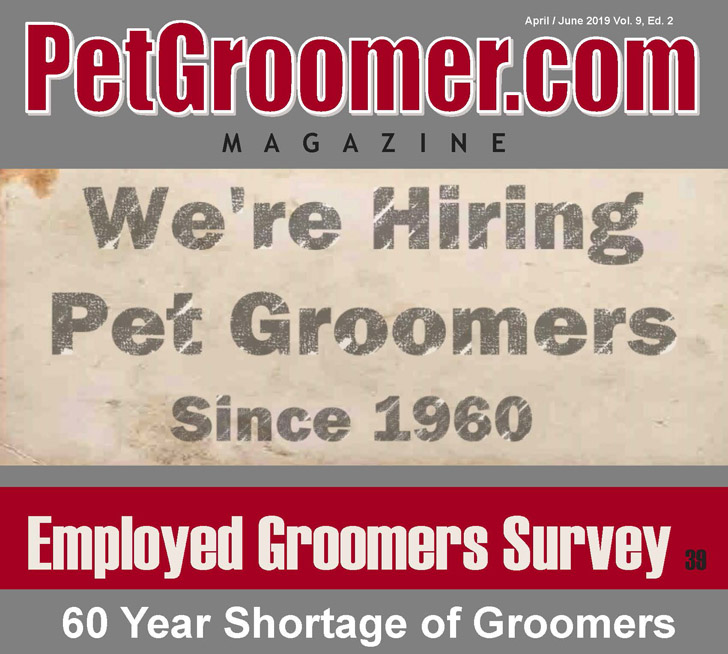 Read PetGroomer.com Magazine Spring 2019 - FREE!