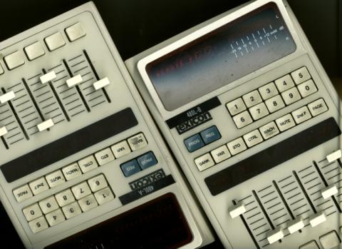 Lexicon 480L Impulse set