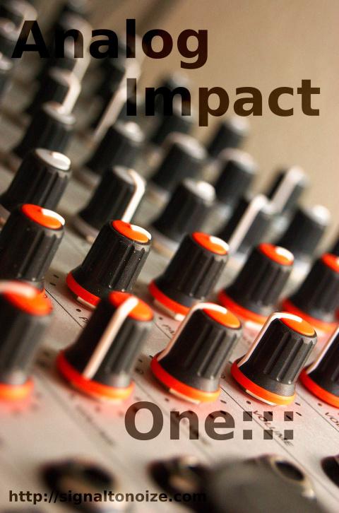 Analog Impact One – Drum Sample Set