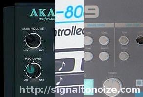 AKA809 – Drum Sample Set