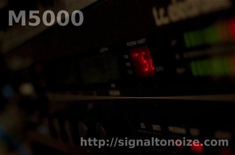 M5000 Impulse set.
