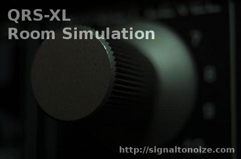 Quantec QRS/XL Impulse set.
