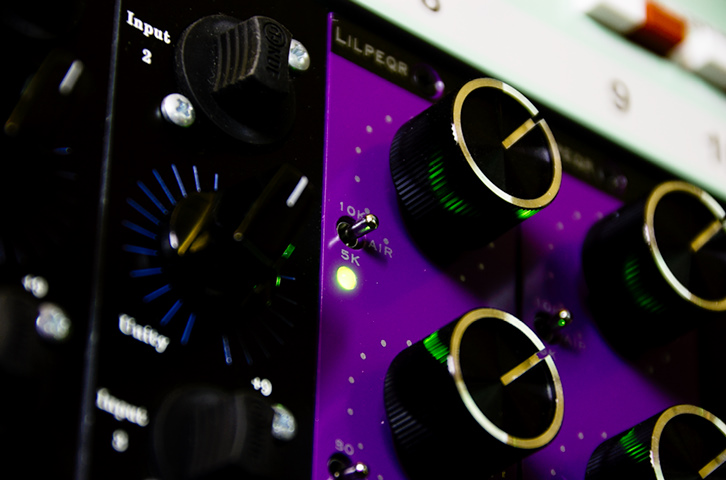 Powered Bus – Nebula Program