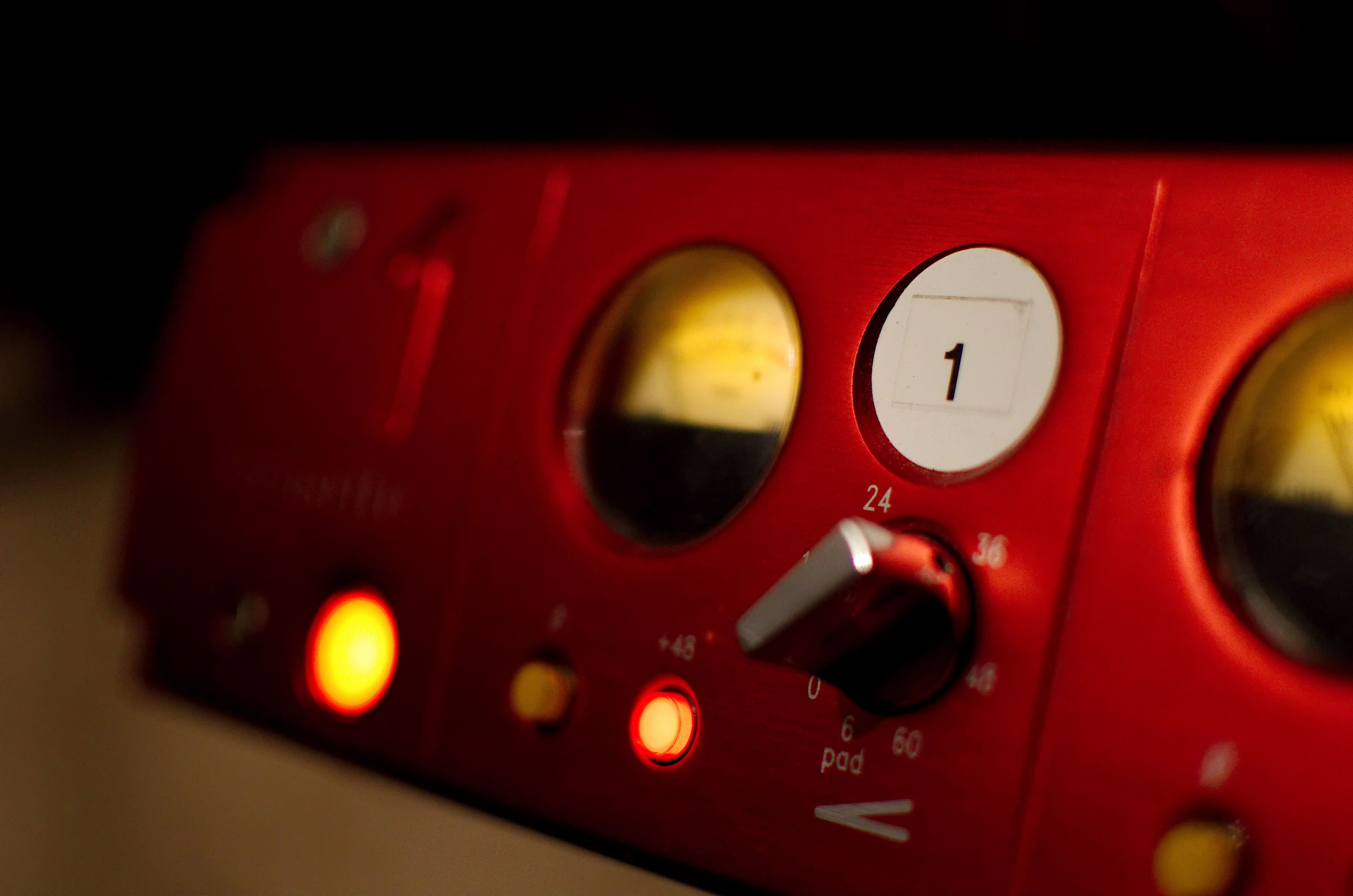 Rite Red One – Nebula Program