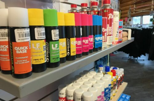 The Future of Glide Wax is Liquid!