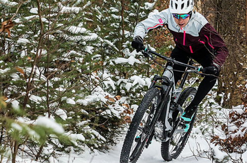 Cold-Weather Cycling –                         How to Dress for Success