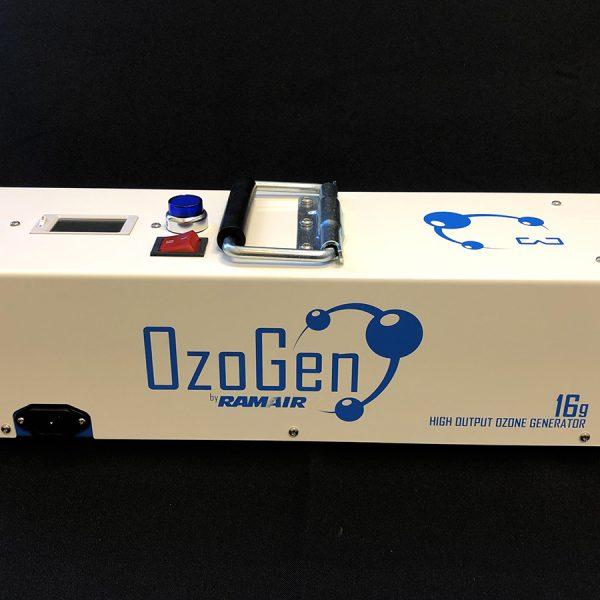 product shot of the OzoGen 16g High Output Ozone Generator