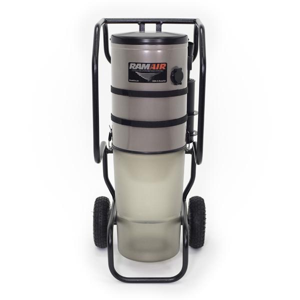 Cyclonic PowerVac Portable Vacuum System