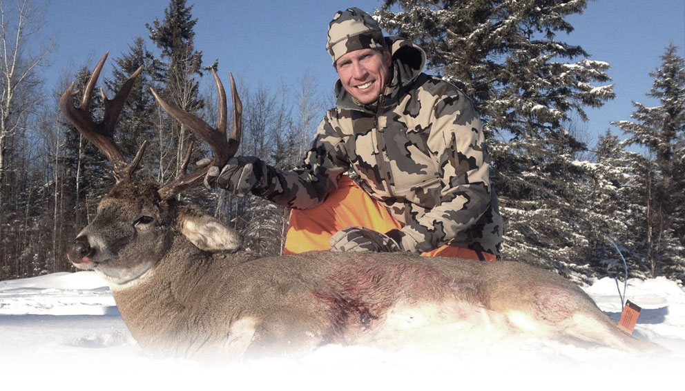 Deer Hunting Saskatchewan